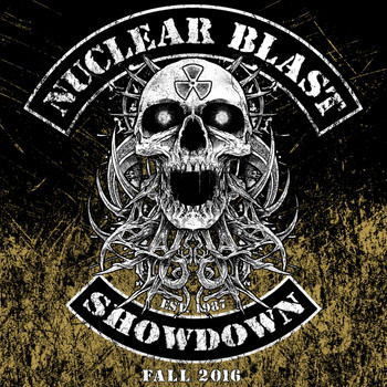 Various Artists - Nuclear Blast Showdown Fall 2016 (Explicit)