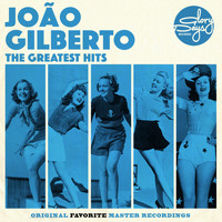 Joao Gilberto - The Greatest Hits Of Joao Gilberto