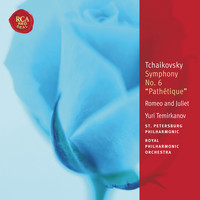 "Yuri Temirkanov - Tchaikovsky: Symphony No. 6 ""Pathétique""; Romeo and Juliet"