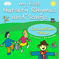 Kidzone - My First Nursery Rhymes And Songs Collection Three