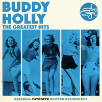 Buddy Holly - The Greatest Hits Of