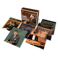 Emil Gilels - Emil Gilels - The Complete RCA and Columbia Album Collection