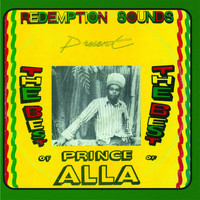 Prince Alla - Prince Alla: The Best Of (Redemption Sounds present)