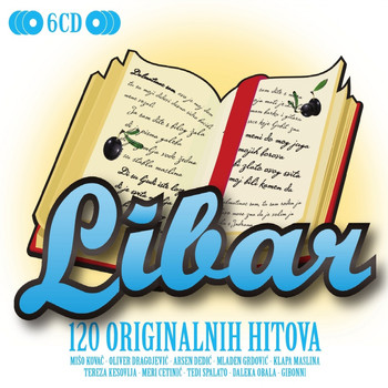 Various Artists - Libar (120 Originalnih Hitova)