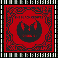 The Black Crowes - The Greek Theatre, Los Angeles, June 15th, 1991 (Remastered, Live On Broadcasting)