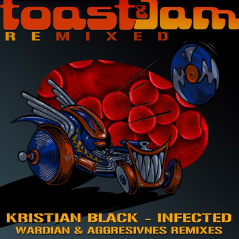 Kristian Black - Infected Remixed