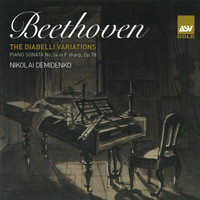 Nikolai Demidenko - Beethoven: The Diabelli Variations; Piano Sonata No.24 in F sharp, Op.78