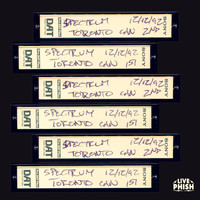 Phish - PHISH: 12/12/92 The Spectrum, Toronto, ON (Live)