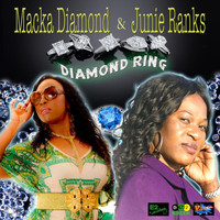 Macka Diamond - Diamond Ring (feat. Macka Diamond)
