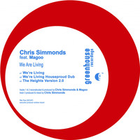 Chris Simmonds - We Are Living