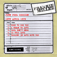 Frankie Miller - John Peel Session (19 April 1979)