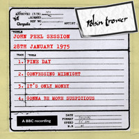 Robin Trower - John Peel Session (28 January 1975)