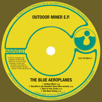 The Blue Aeroplanes - Outdoor Miner EP