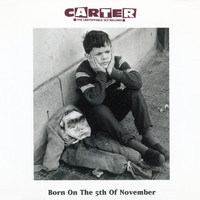 Carter The Unstoppable Sex Machine - Born on the 5th November