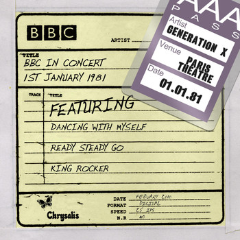 Generation X - BBC in Concert (1 January 1981)