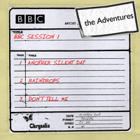 The Adventures - BBC Session 1