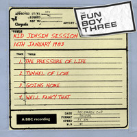 Fun Boy Three - Kid Jensen Session (16 January 1983)