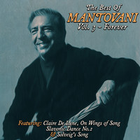 Mantovani - The Best of Mantovani Vol.3 - Forever