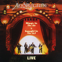 Lindisfarne - Live: Magic in the Air / Caught in the Act
