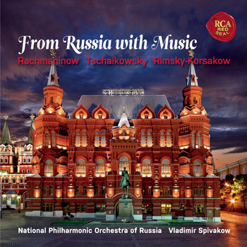 Vladimir Spivakov - From Russia With Music