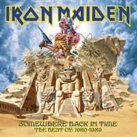 Iron Maiden - Somewhere Back in Time (The Best of 1980 - 1989)