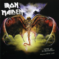 Iron Maiden - Live at Donington (1998 Remaster)