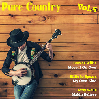 Various Artists - Pure Country, Vol. 5