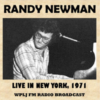 Randy Newman - Live in New York, 1971