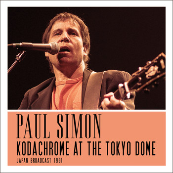 Paul Simon - Kodachrome at the Tokyo Dome (Live)