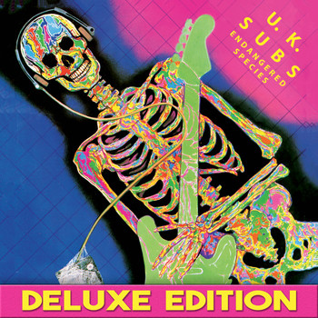UK Subs - Endangered Species - Deluxe Edition