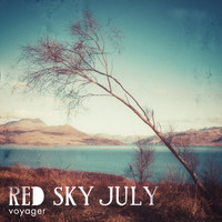 Red Sky July - Voyager
