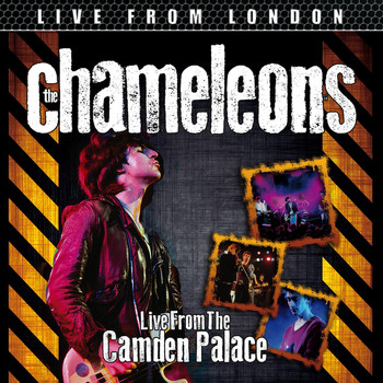 The Chameleons - Live From London