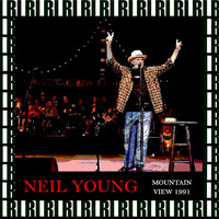 Neil Young - Shoreline Amphitheatre, Mountain View, Ca. November 2nd, 1991 (Remastered, Live On Broadcasting)