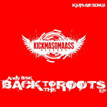 Andy Bsk - Back to the Roots EP