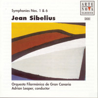 Adrian Leaper - Sibelius: Sym. No. 6 and No. 1