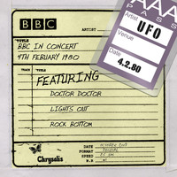 UFO - BBC in Concert (4 February 1980)