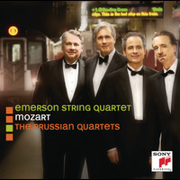 Emerson String Quartet - Mozart: The Prussian Quartets