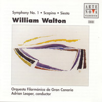 Adrian Leaper - William Walton: Symphony No.1