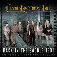 The Allman Brothers Band - Back in the Saddle 1991