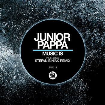 Junior Pappa - Music Is