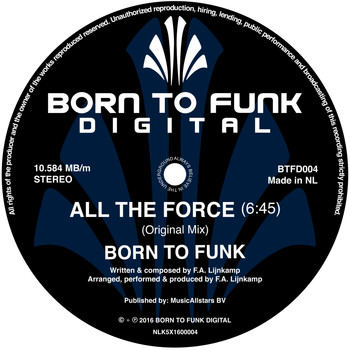 Born To Funk - All The Force