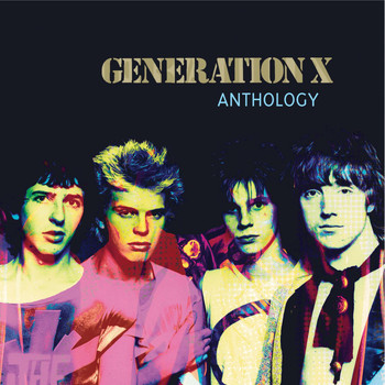 Generation X - Anthology