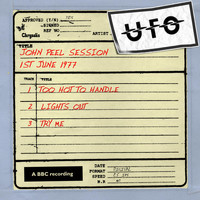 UFO - John Peel Session (1 June 1977)