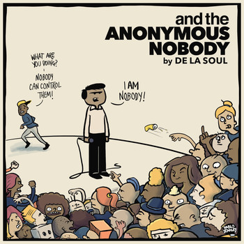 De La Soul - and the Anonymous Nobody... (Explicit)