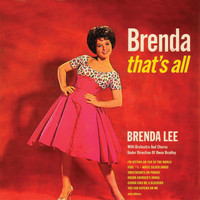 Brenda Lee - Brenda, That's All (Remastered)