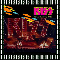 Kiss - Charlotte Coliseum, Nc. December 28th, 1985 (Remastered, Live On Broadcasting)