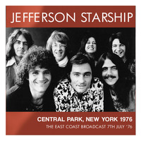 Jefferson Starship - Central Park, New York 1976 (Live)