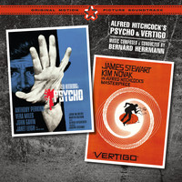"Bernard Herrmann - Alfred Hitchcock's ""Psycho"" & ""Vertigo"" Original Motion Picture Soundtracks (Bonus Track Version)"