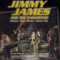 Jimmy James & The Vagabonds - Where Your Music Takes Me (JJ in the Seventies)