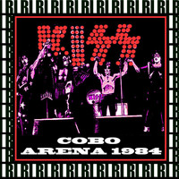 Kiss - Cobo Arena, Detroit, Michigan, December 8th, 1984 (Remastered, Live On Broadcasting)